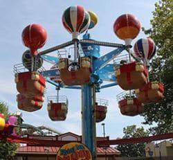 Flying Ace Balloon Race