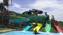 Hook's Lagoon – Tree House Slides