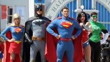Justice League Meet & Greets