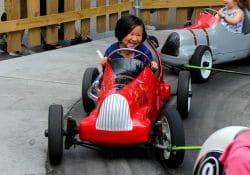 Kiddieland Midge-O-Racers