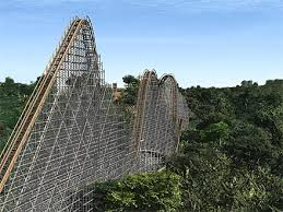 Longest Roller Coaster in the World - The Voyage - Amusement Parks USA.com