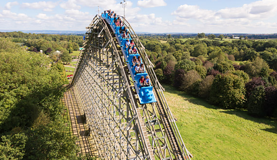 Longest Roller Coaster In The World
