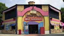 Looney Tunes Prop Warehouse