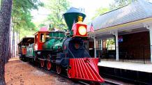 Marthasville Railroad Station