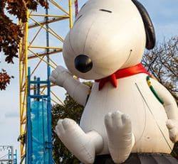 Snoopy Bounce