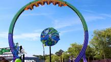 The Joker Chaos Coaster